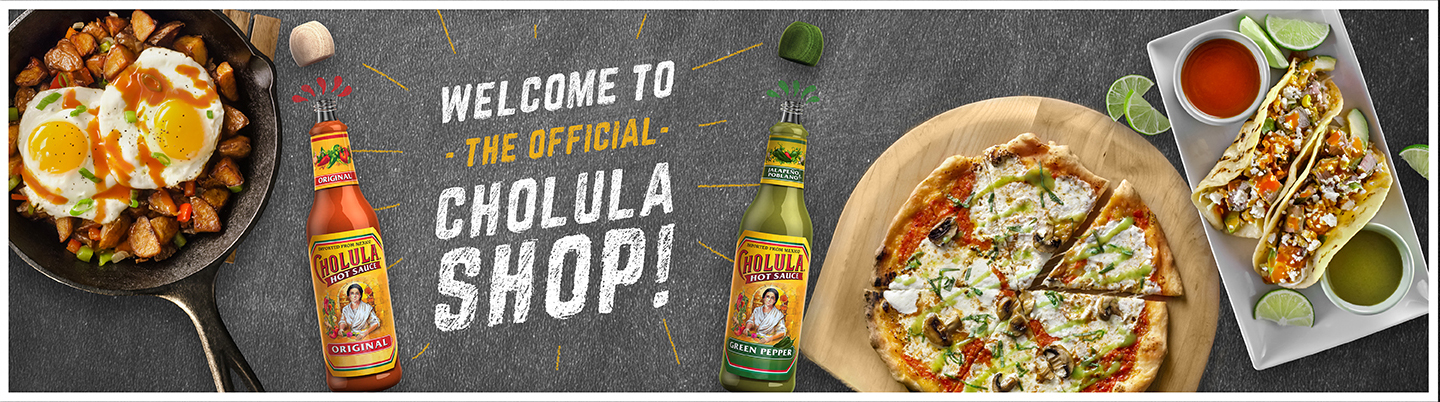 Official Cholula Shop