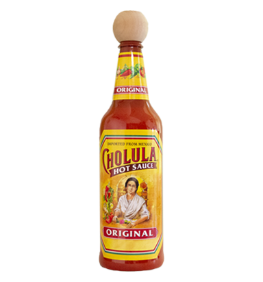 Cholula 20 Inch Plastic Display Bottle