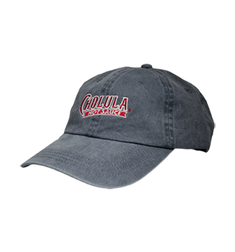Cholula Hat [chs-grayhat.jpg] - Click for More Information
