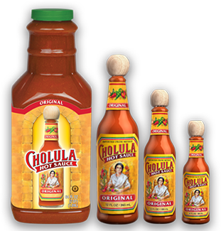 Original Hot Sauce - Buy Now