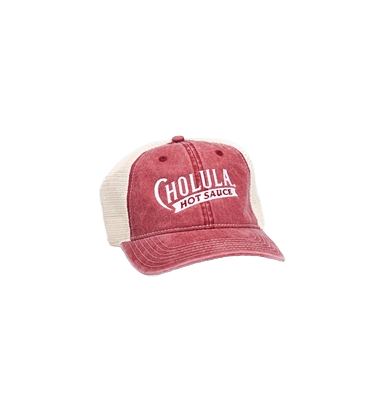 Cholula Red Hat [chs-redhat.jpg] - Click for More Information